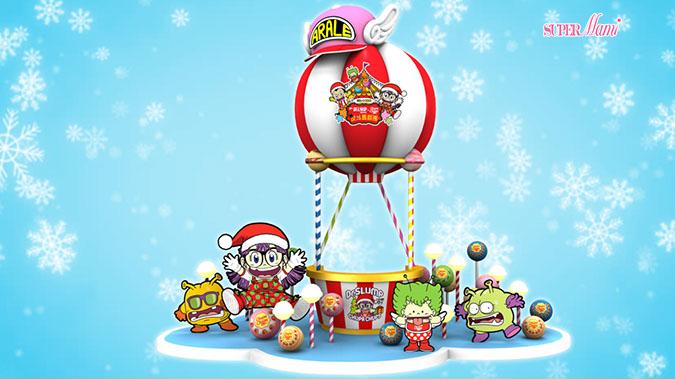 【又到圣诞】iq博士x珍宝珠圣诞嘉年华