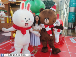 LINE FRIENDS Party on the Desk@朗豪坊